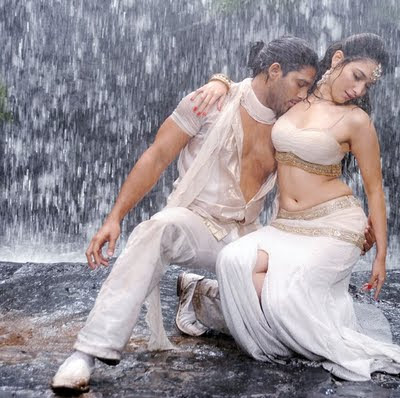 Allu Arjun Badrinath Movie Photos
