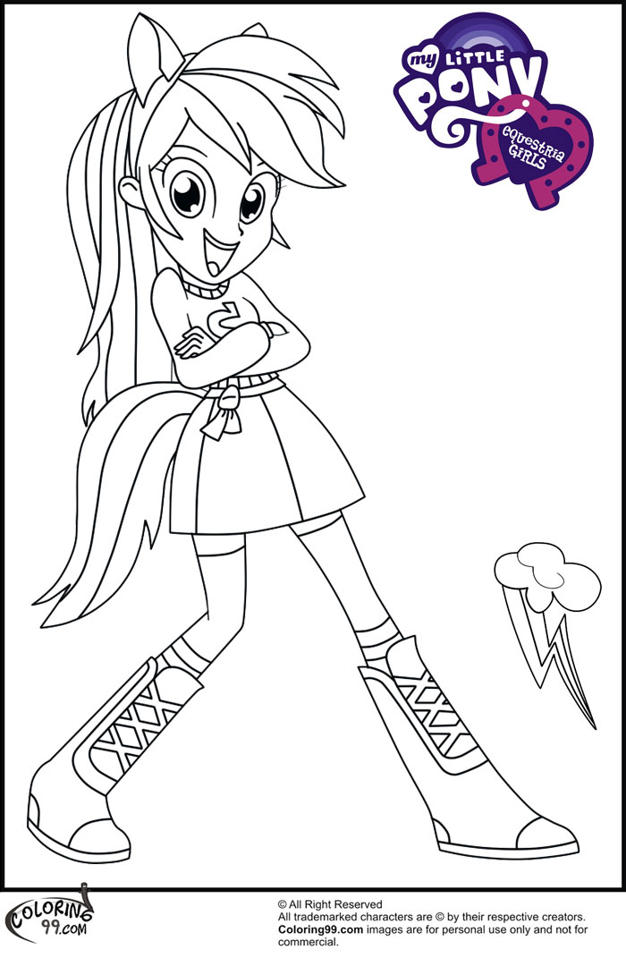 My Little Pony Royal Wedding Coloring Pages My Pony Equestria Coloring Pages