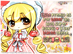 3er Premio!!!: un blog super Kawaii