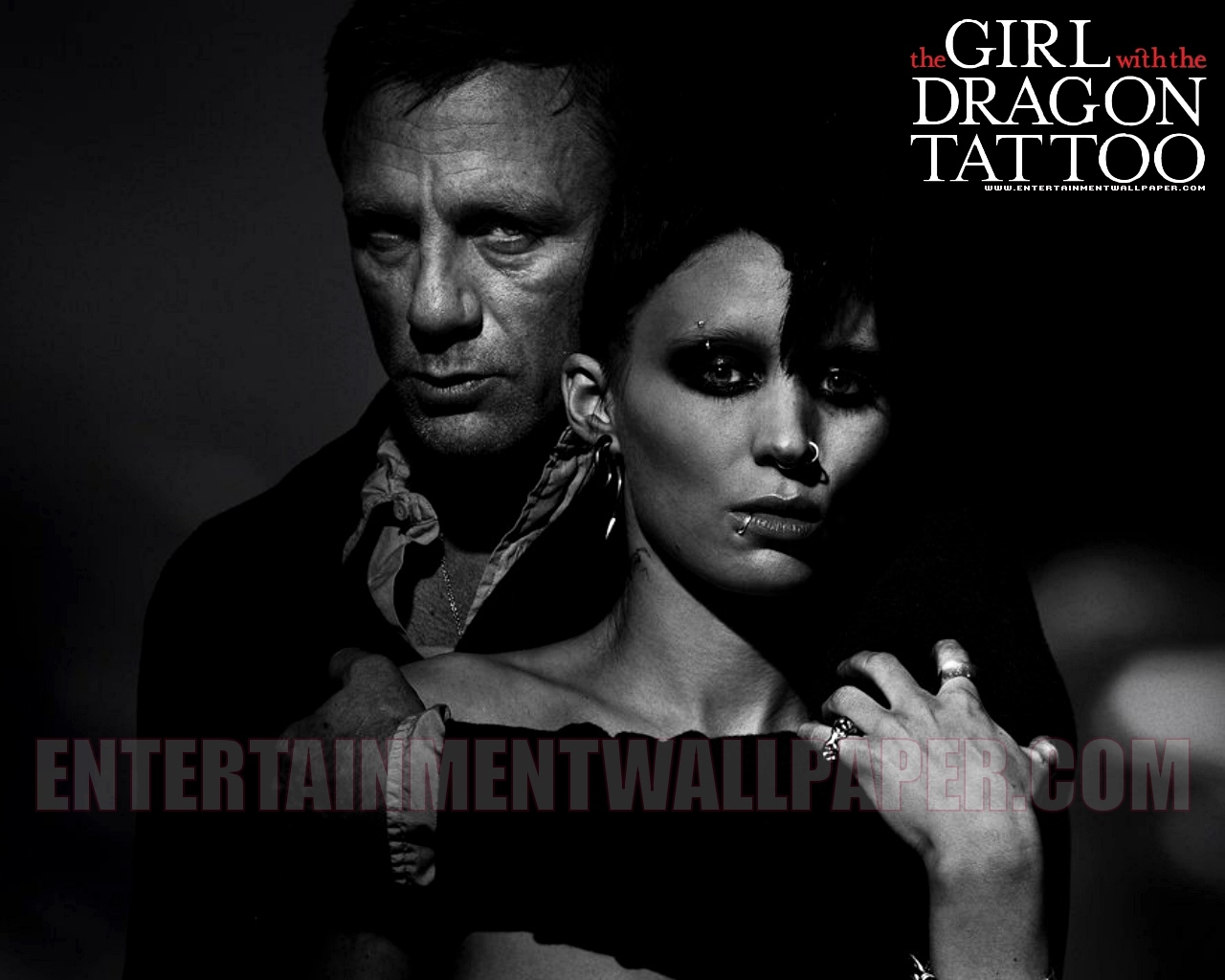 Movies books writers comics the girl with the dragon tattoo for Cast of girl with the dragon tattoo