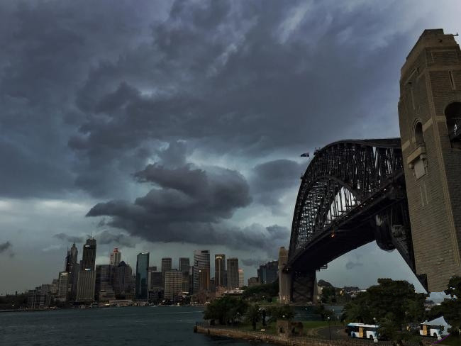 Kết quả hình ảnh cho bão ở sydney
