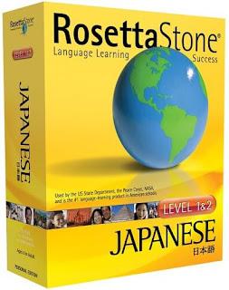 Phần mềm học tiếng Nhật Rosetta Stone Japanese miễn phí