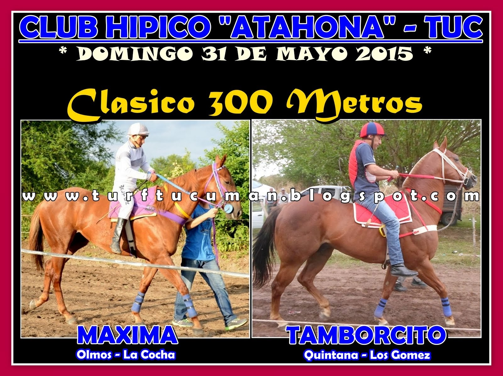 MAXIMA VS TAMBORCTIO