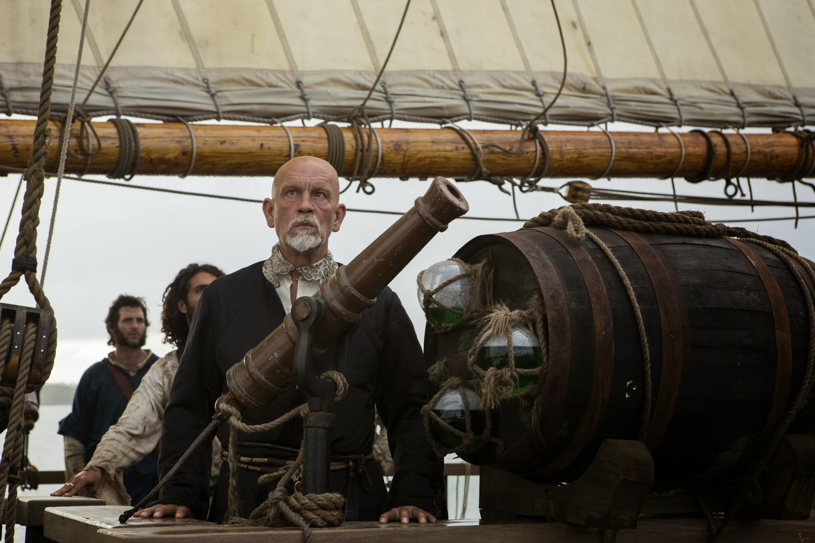 Crossbones - Episode 1.08/1.09 - Promotional Photos