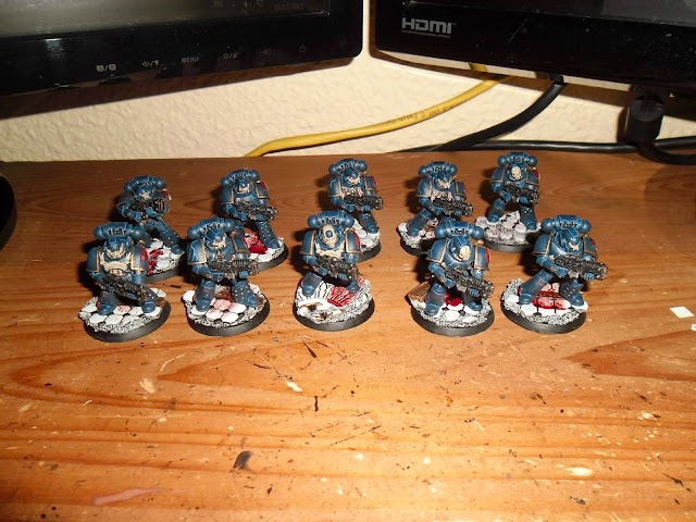 What's On Your Table: Night Lords Terror Squad