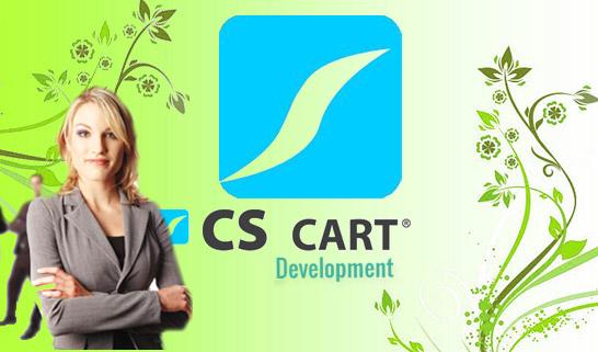 CS-cart development