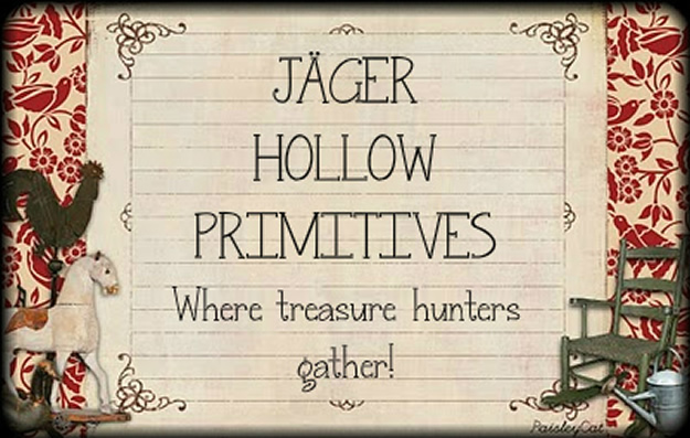 Jäger Hollow Primitives