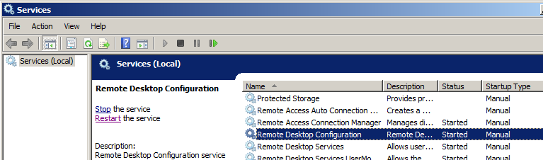 how to connect using remote desktop connection