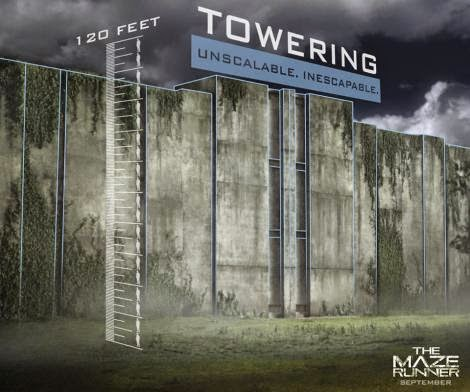 The Maze Runner 120 Feet