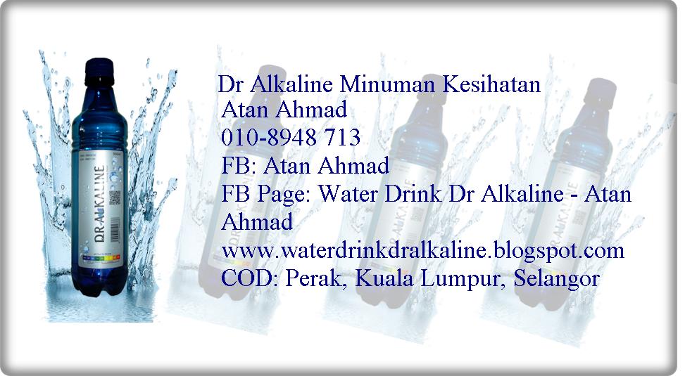 Dr Alkaline Minuman Kesihatan