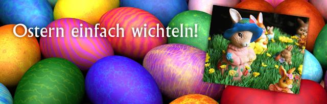 Ostern einfach wichteln!