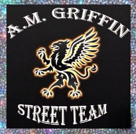 Join A.M. Griffn's Street Team