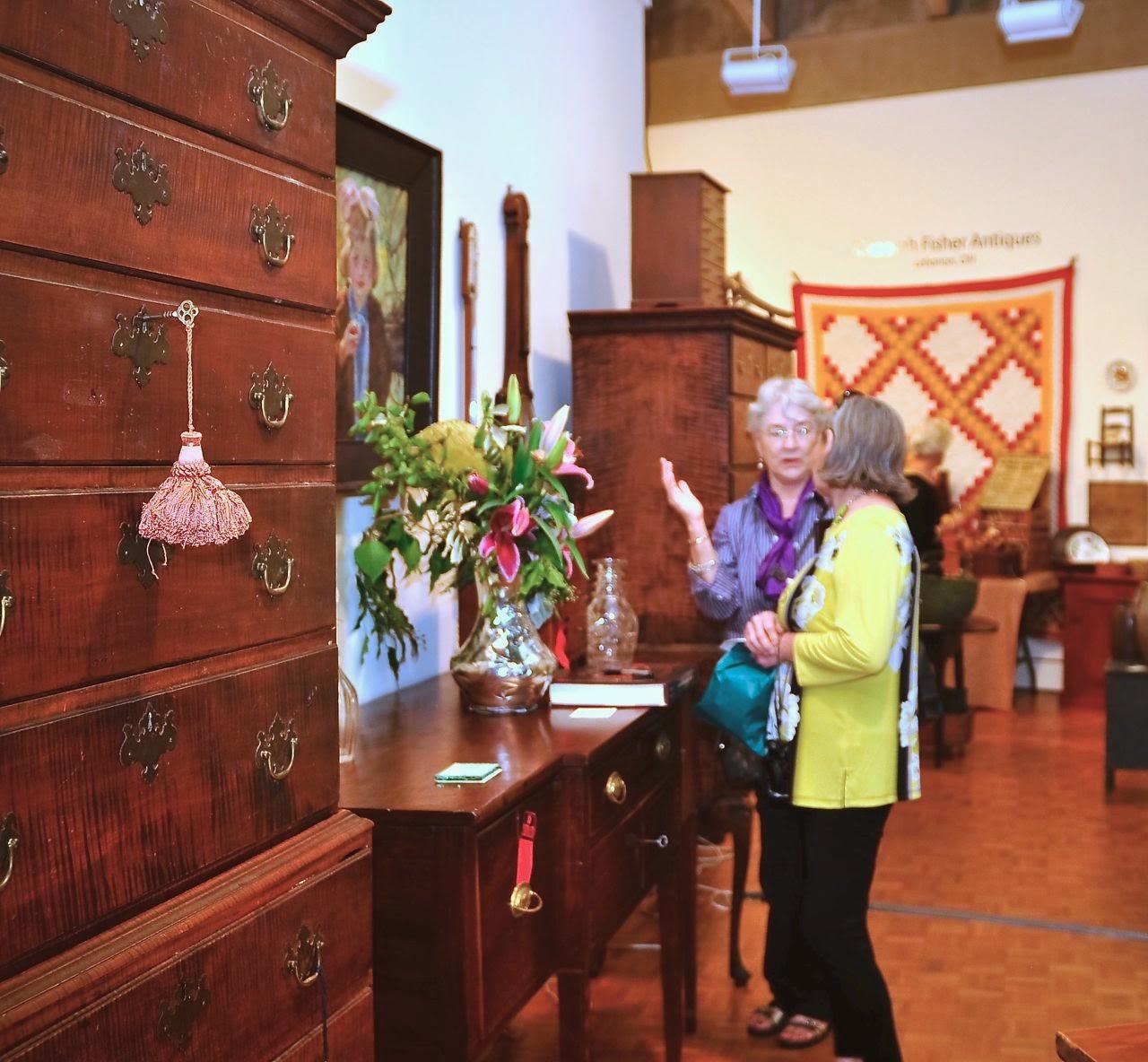 museum antiques show