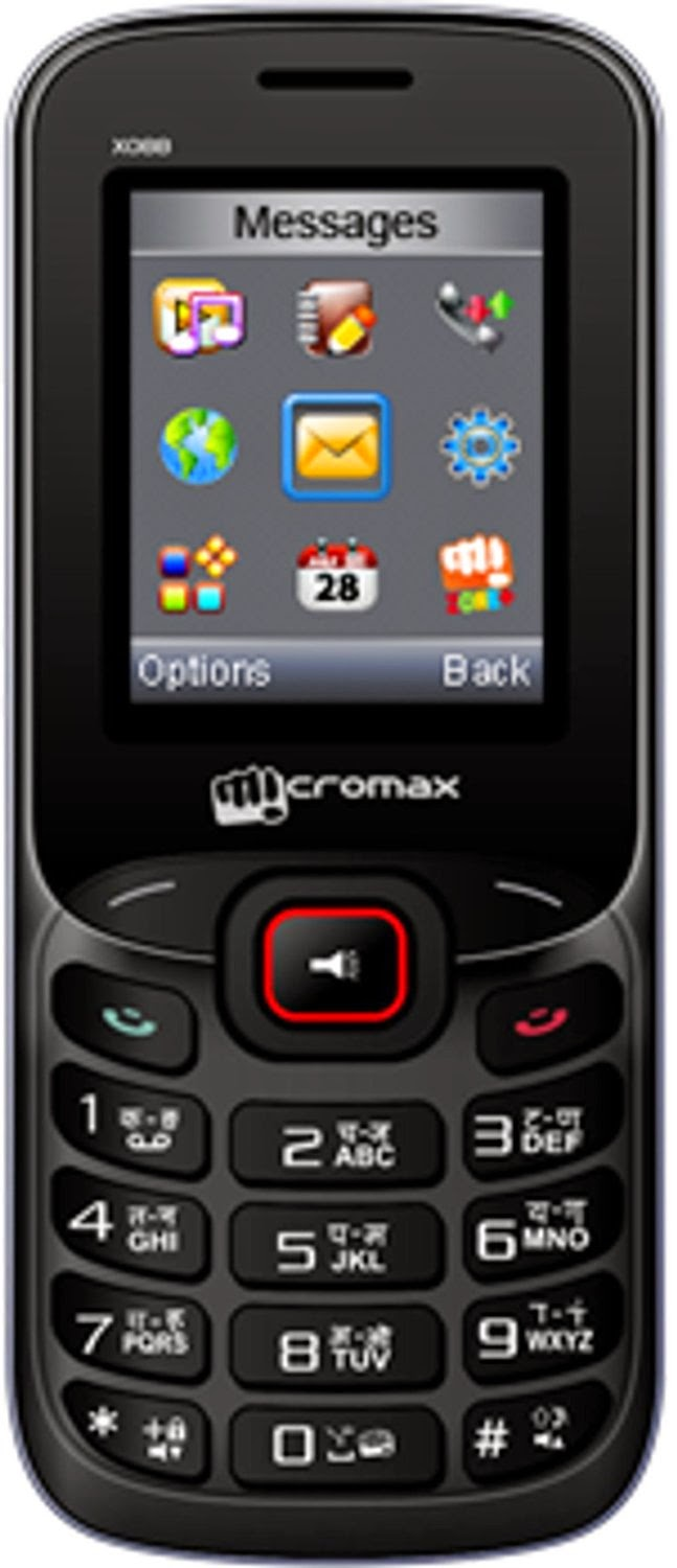 Buy Micromax X088 (Black-Red) Rs.1,080  only at Paytm
