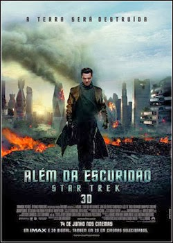 Download - Além da Escuridão - Star Trek - DVDRip AVI Dual Áudio + RMVB Dublado
