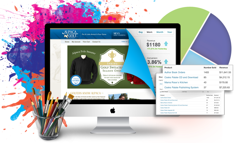 Ecommerce Website Design Helps Add Revenue to Your Business