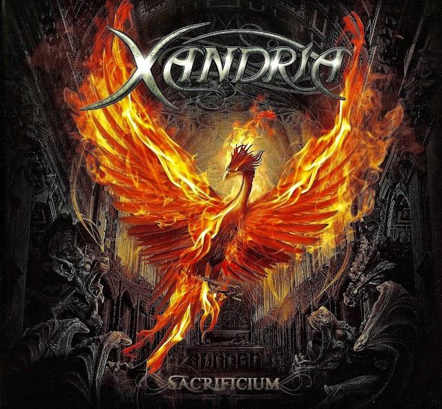 Xandria - Sacrificium 2014