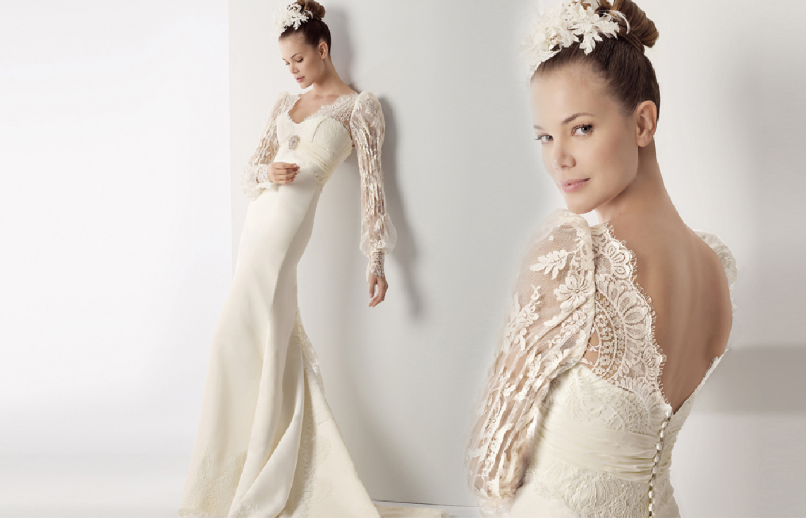 Simple Wedding Dresses For Your Big Day
