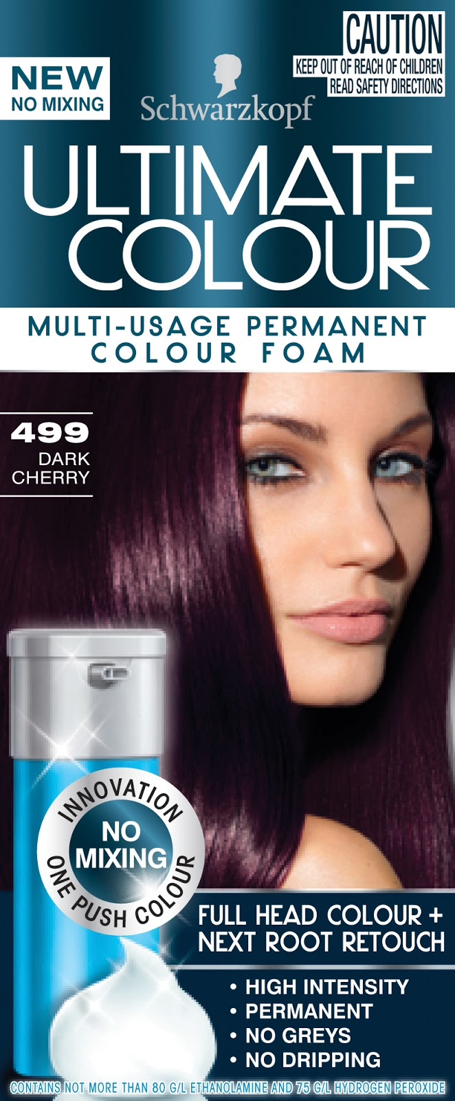 Red Hair Dye For Dark Hair Walmart