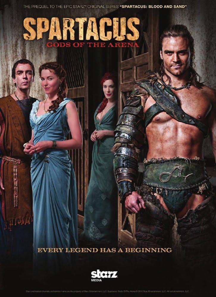Кадры из фильма спартак-боги арены 2 серия