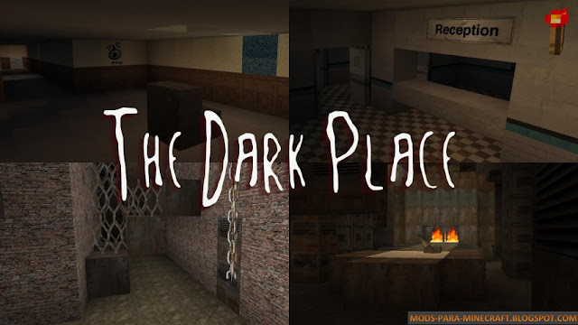 The Dark Place Mapa para Minecraft 1.8