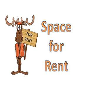 E-mail me for information about renting this space