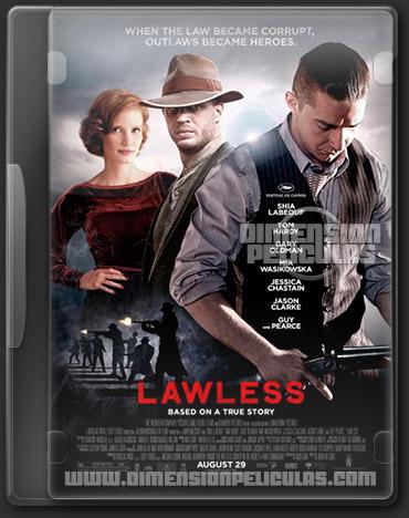 Lawless (DVDRip Ingles Subtitulado) (2012)