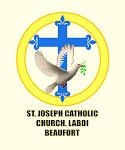 Logo Rasmi Gereja Katolik St. Joseph Laboi