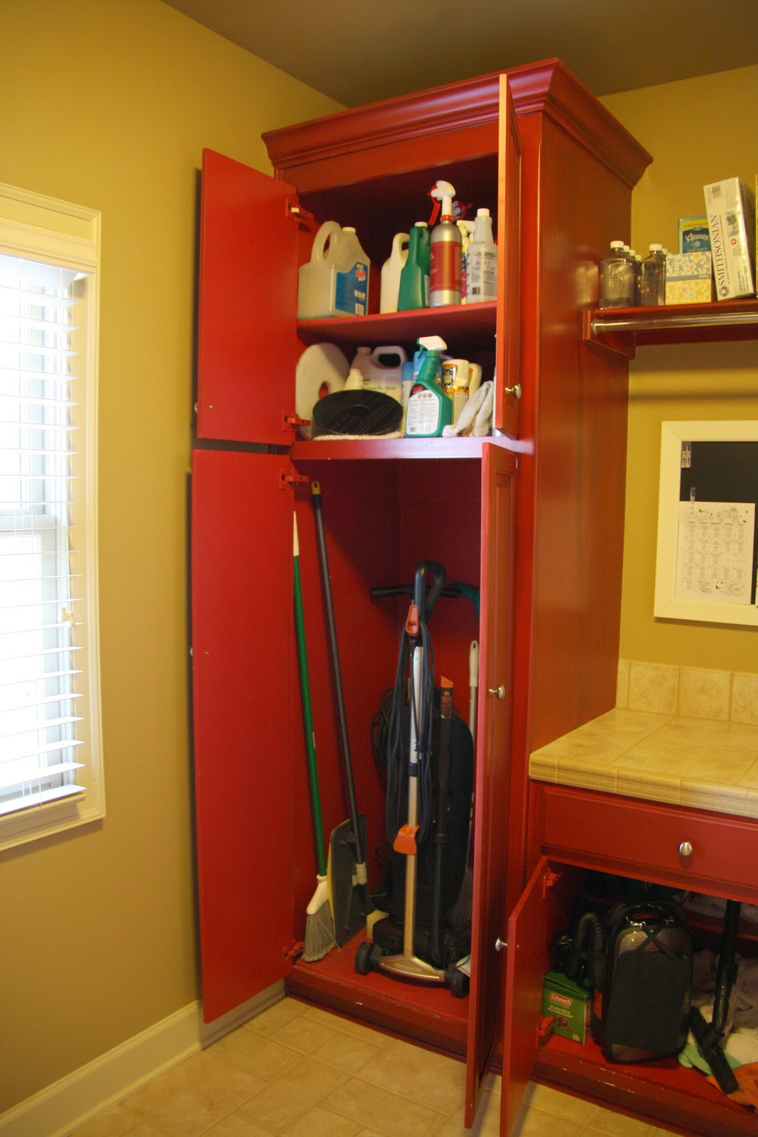 An Organized Laundry Room Simply Organized