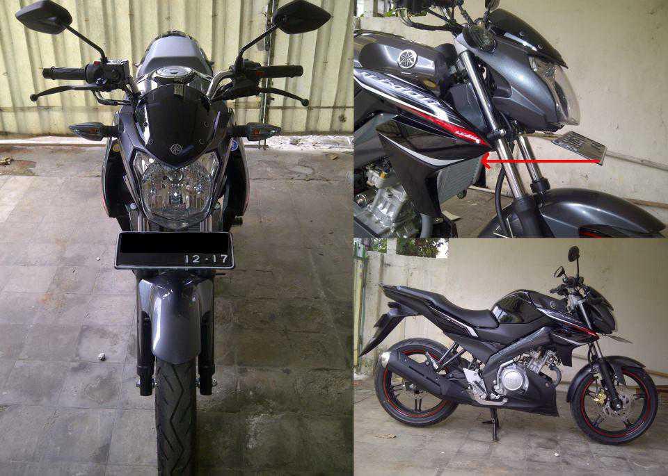 Biaya Modifikasi Yamaha Vixion Menjadi R15