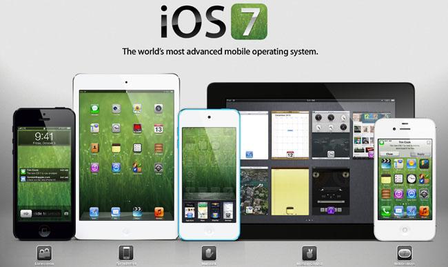 iOS 7 release Date
