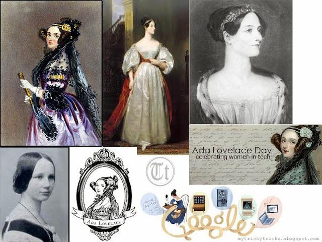 Marissa Mayer, Ada Lovelace, females in IT industry, IT industry