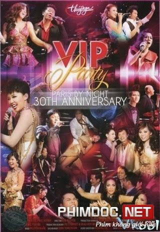 Hài Kịch Vip Party 109 : Đại Gia Đình