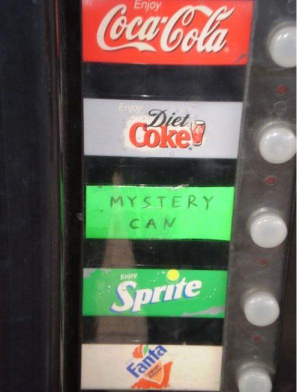 minuman misteri