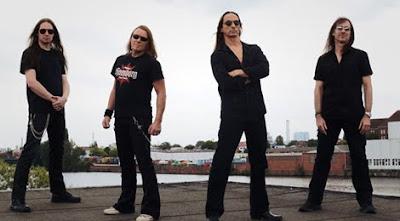 Gamma Ray lanza video - letra para Master Of Confusión