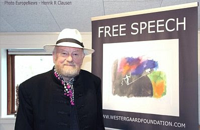 Kurt Westergaard: Free Speech