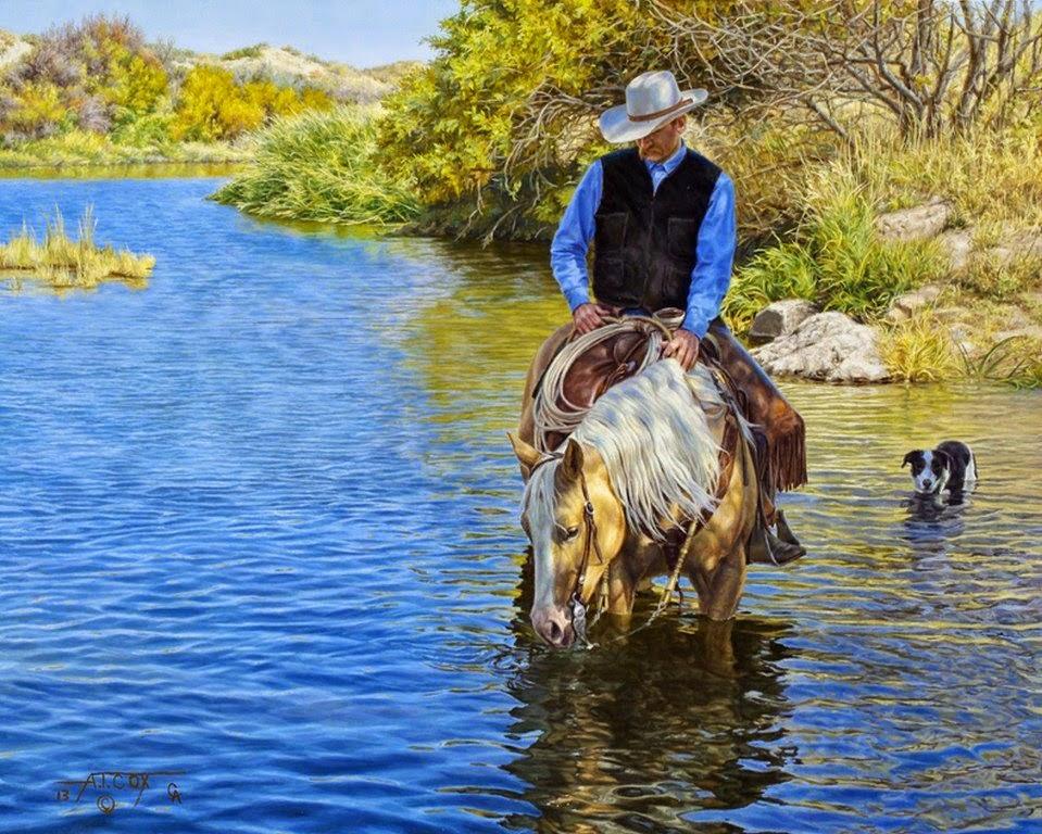 hermosos-caballos-en-paisajes-del-campo