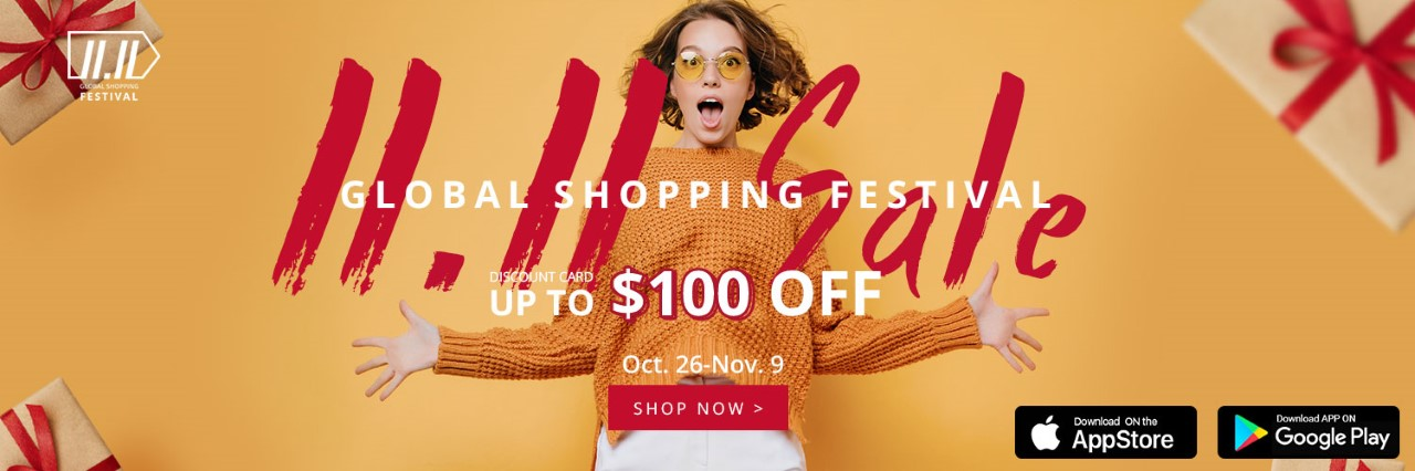 Zaful Double 11 Sale