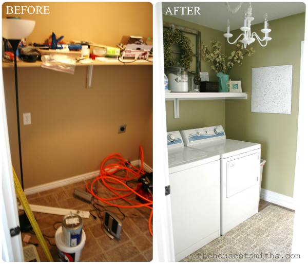 Show Your Colors - Before and After with My Colortopia