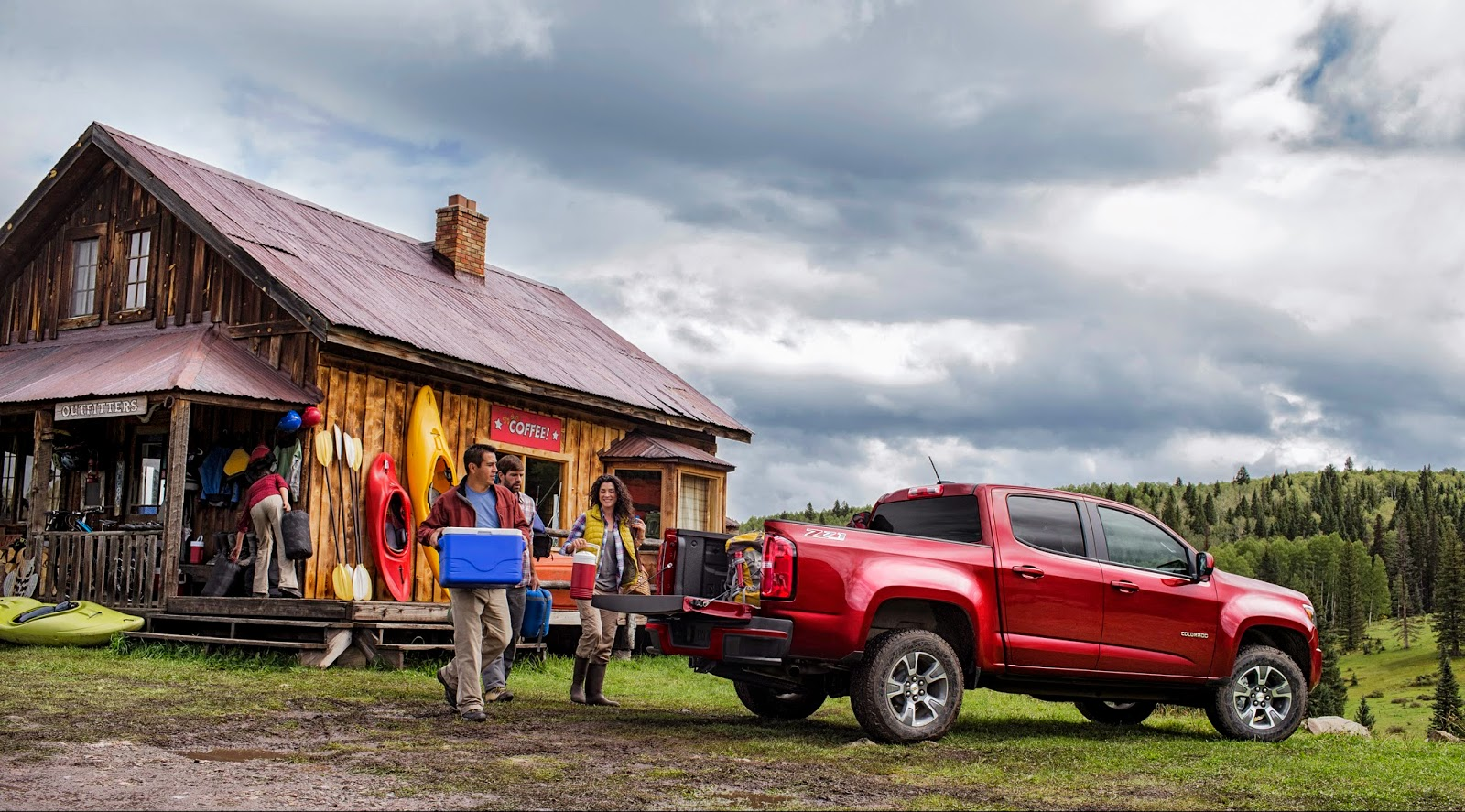 2015 Chevrolet Colorado Pricing Announced at $20,995