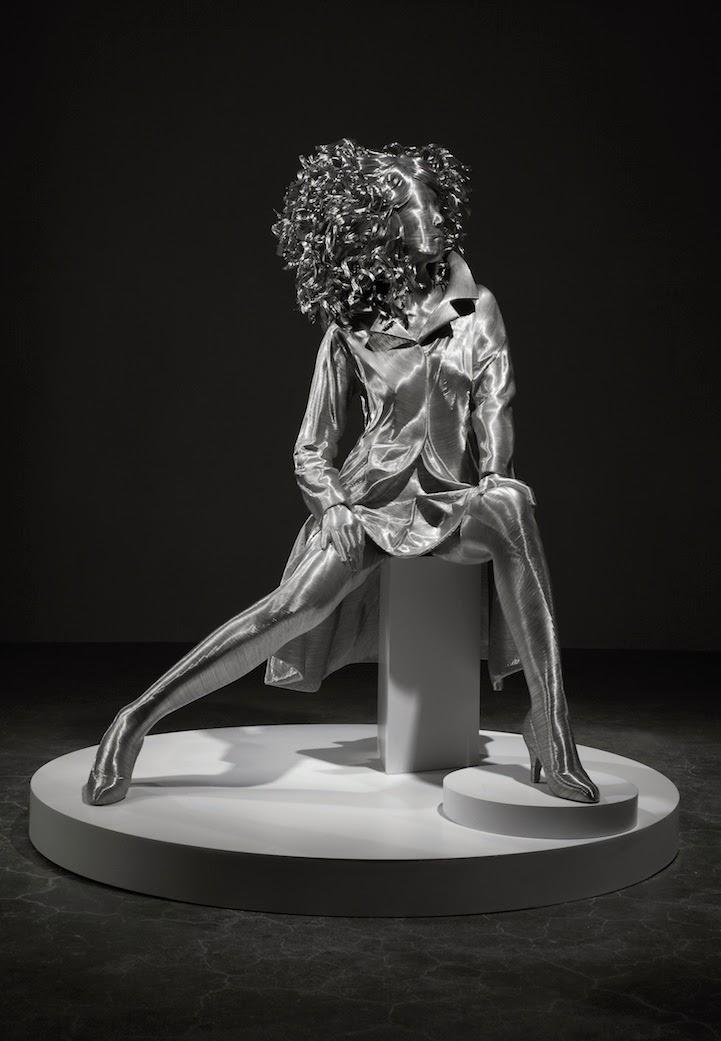 nuncalosabre.Escultura - Seung Mo Park