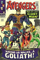 Avengers #28 image