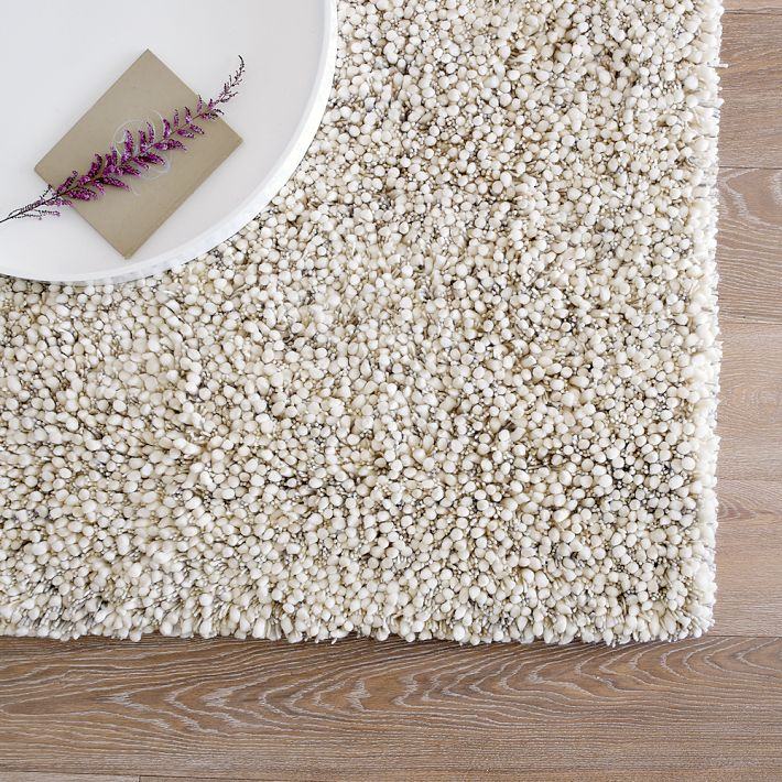 Neutral (But Not Boring!) West Elm Area Rugs