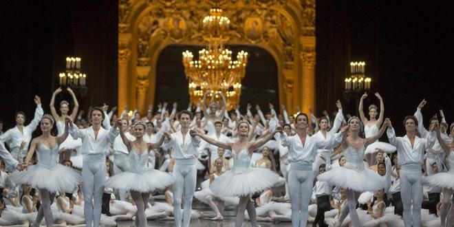 Grande soirée de ballets au Palais Garnier -