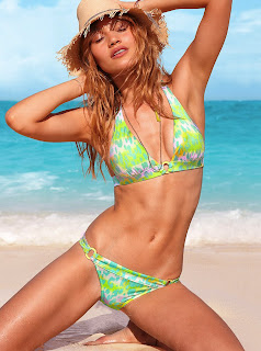 Caroline Corinth Victoria's Secret Swim 2013