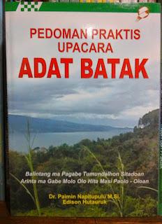 Buku Pedoman Praktis Upacara Adat Batak