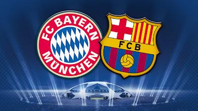 Bayern+Munchen+vs+Barcelona Prediksi Skor Bayern Munchen vs Barcelona Leg 1 Liga Champions (Rabu, 24 April 2013)