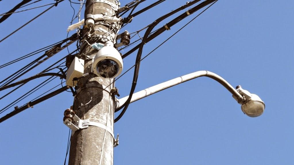 Prefeitura de Teresópolis instala câmeras de segurança na cidade