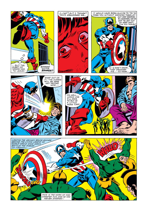 Captain America (1968) Issue #257 #172 - English 9