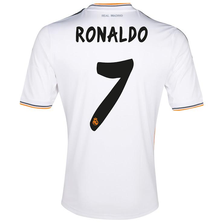 Real madrid 13 14 away kit